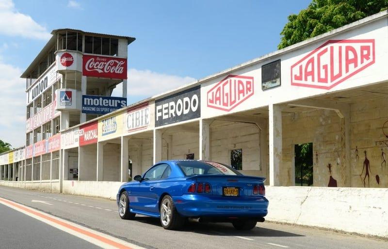 Reims-Gueux Circuit