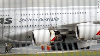 Illustration for article titled The Qantas Airbus A380 Near-Disaster In Two Tweets