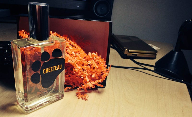 Illustration for article titled There Really Is A Cheetos Perfume, And It Is Atrocious.