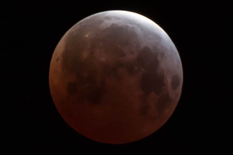 Illustration for article titled A Spectacular Look At This Morning's Total Lunar Eclipse
