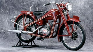 Illustration for article titled Honda's 300 Millionth Bike Couldn't Be More Different From Its First