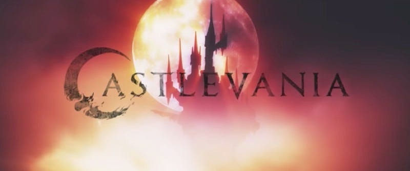 Illustration for article titled Here's the First Look at Netflix's Castlevania Show, Coming in July