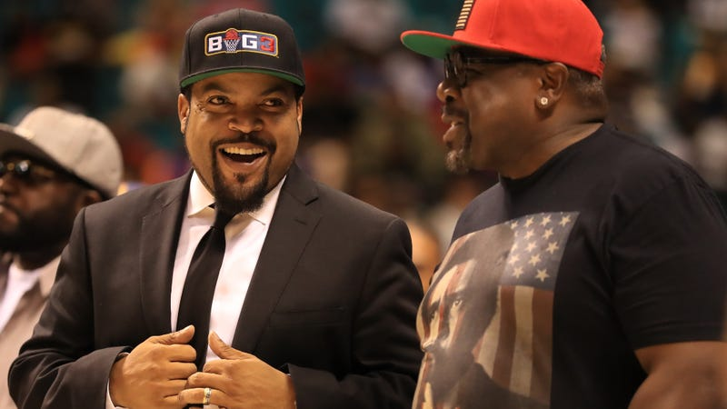 Big3 Sues Champions League Quit Lying About Our League!!!