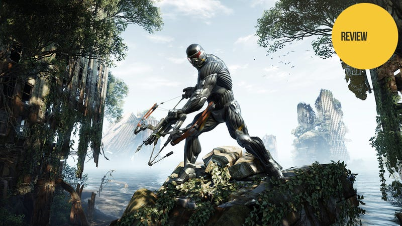 Illustration for article titled Crysis 3: The Kotaku Review