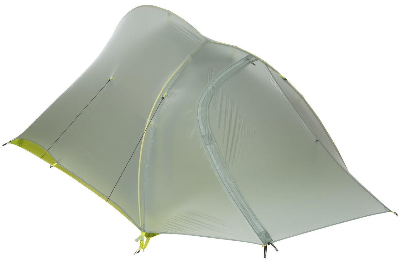 sc 1 st  Gizmodo & What Itu0027s Like To Live In The Worldu0027s Lightest Freestanding Tent