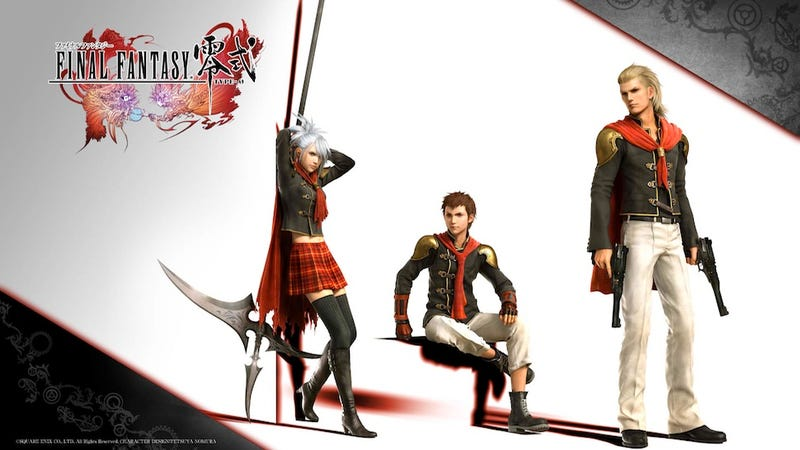Illustration for article titled Maybe Final Fantasy Type-0 Really Will Come Out In English