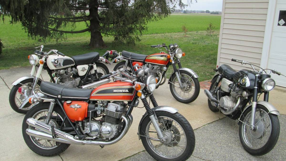 Honda cb125 craigslist