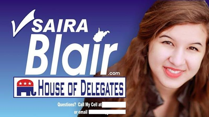 Illustration for article titled 17-Year-Old Girl Beats Incumbent State Delegate in Primary Election