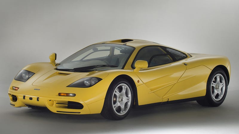 Brand New 1997 McLaren F1 With 148 Miles For Sale; This Is Not A Drill