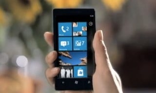 Illustration for article titled Windows Phone 7 Ads Show, Errr, You'll Be Using Their Phones Less...