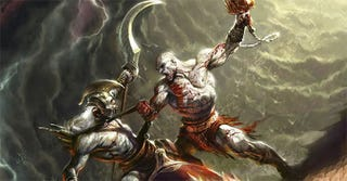 Illustration for article titled God Of War Movie Sticks To Game Plot Like Loincloth To Kratos