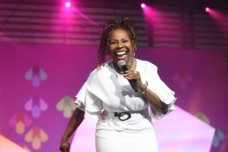 Iyanla Vanzant speaks onstage at the 2017 Essence Festival July 1, 2017, in New Orleans.