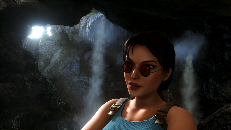 Illustration for article titled Fans Remaking Tomb Raider 2 In Unreal Engine 4