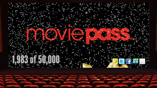Illustration for article titled Netflix for Theaters: MoviePass Lets You Watch Unlimited Movies in Theaters
