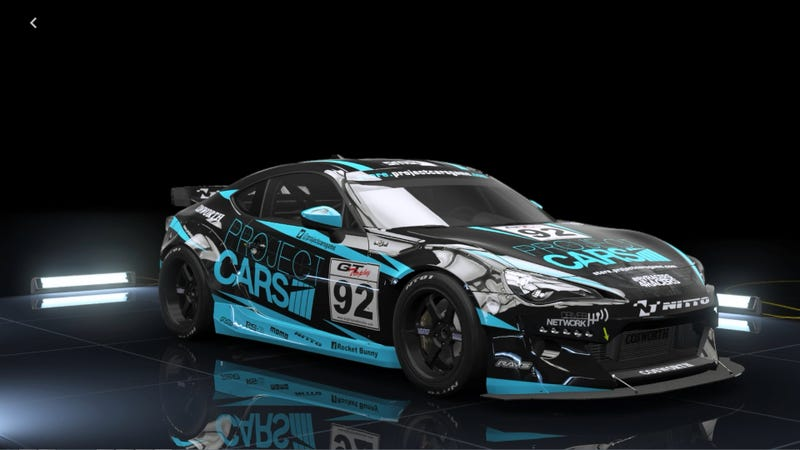 Illustration for article titled [Project CARS] Japanese Car Pack is Out!