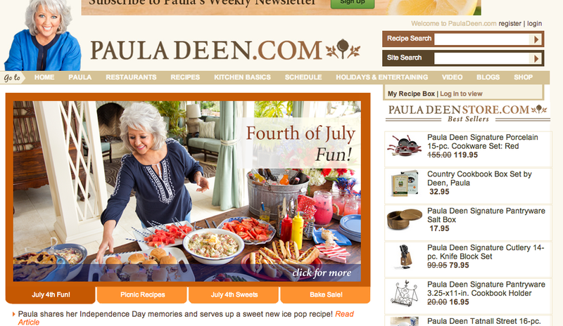 Illustration for article titled Paula Deen Broke Up With Her Agent