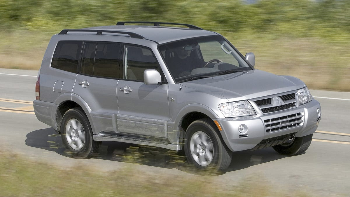 Here's Why a Mitsubishi Montero is the Best Buy in Classic SUVs