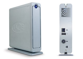 Illustration for article titled LaCie Ethernet Disk Mini Streams Media, Acts As iTunes Music Server
