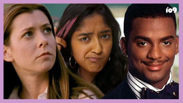 The 5 Most Relatable Nerds on Television
