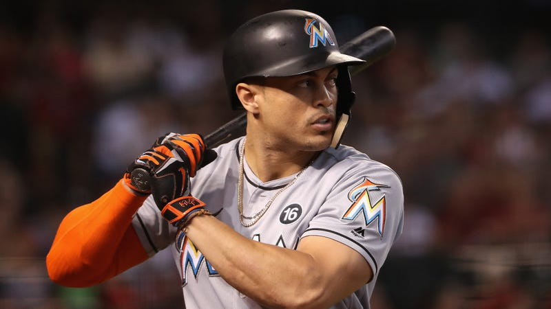 Yankees are now in play for Giancarlo Stanton