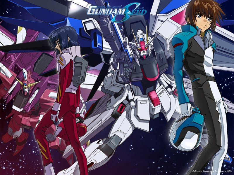 Illustration for article titled Dex's Review: Mobile Suit Gundam SEED