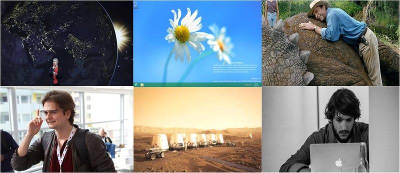 Illustration for article titled Marte, Japón o Google Glass, las historias de la semana en Gizmodo