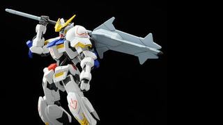 Illustration for article titled A New Gundam Anime Means There's New Gundam Toys