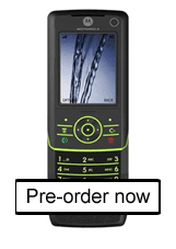 Illustration for article titled Motorola MOTORIZR Z8: Preorder Now