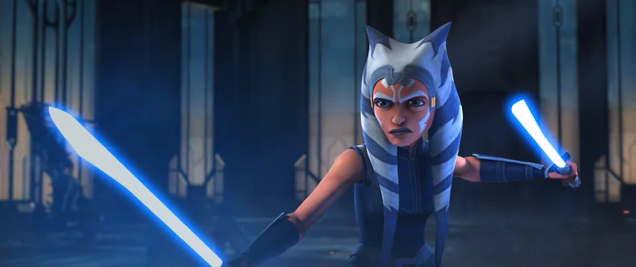 A Stunning New Star Wars Trailer Heralds the Final End of Clone Wars