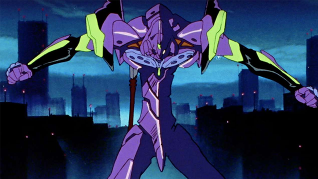 The Quick and Easy Guide to Watching Evangelion