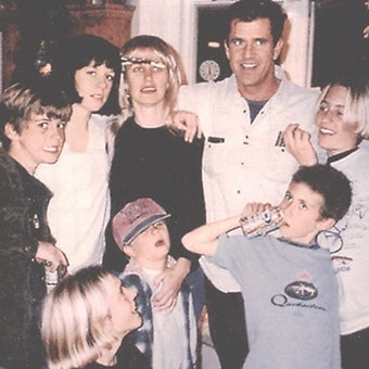 Illustration for article titled Mel Gibson's Kids Are, Well, Kids