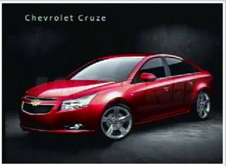 Illustration for article titled 2010 Chevy Cruze To Get 45 MPG, Fight Prius With One Powertrain