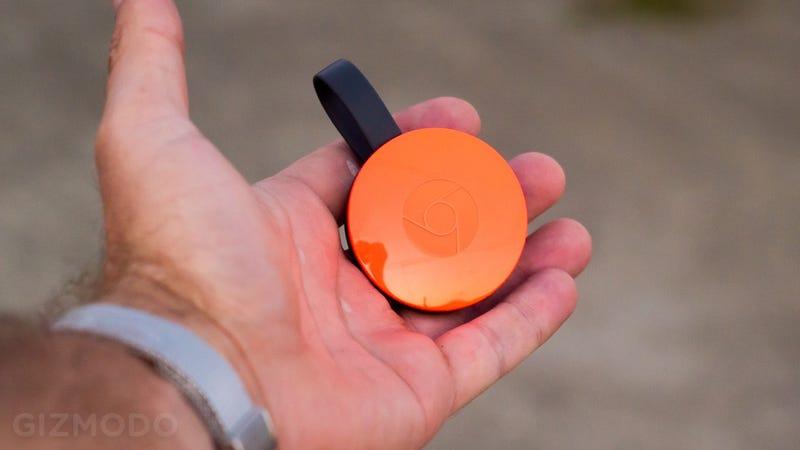 Chromecast, $25 | Chromecast Audio, $25