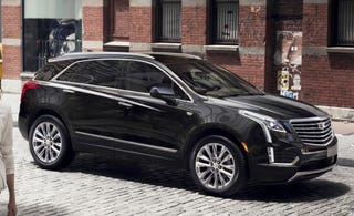 Illustration for article titled Cadillac Set To Make Waves with New XT5