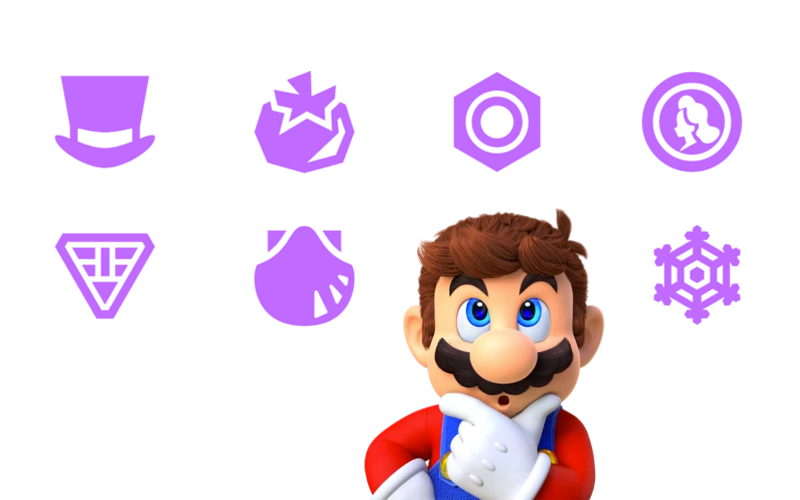 Kotaku Purple Coins Are Super Mario Odyssey S Best Collectible
