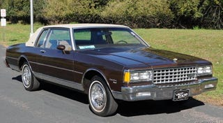 Illustration for article titled For $6,500, How About This Low Mileage 1981 Chevy Caprice Diesel?