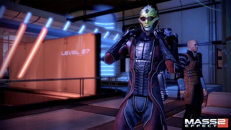 Illustration for article titled Mass Effect 3 Should Be All Giggles