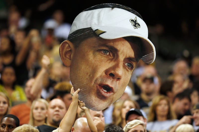 Illustration for article titled Sean Payton Will Be Coaching The Saints For A Long Time
