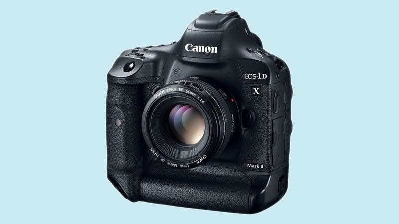 Illustration for article titled Canon 1D X Mark II: An Epic DSLR That Shoots 4K Video, For a Price