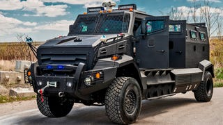 Canada Is Home To More Armored Car Makers Than You'd Expect