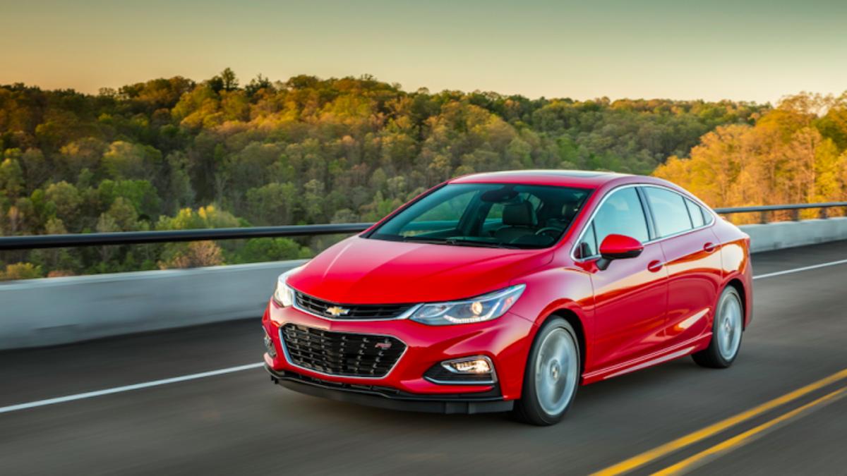 The 52 MPG 2018 Chevrolet Cruze Diesel Will Start At $24,670