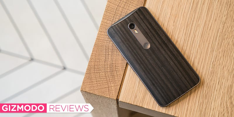 Illustration for article titled Moto X Pure Edition Review: This Phone Does Android Better Than Google