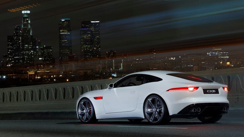 Illustration for article titled Would You Have An F-Type Coupe Over A Roadster?