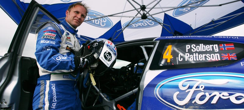 Illustration for article titled Holy Crap, Petter Solberg May Be Returning To The WRC