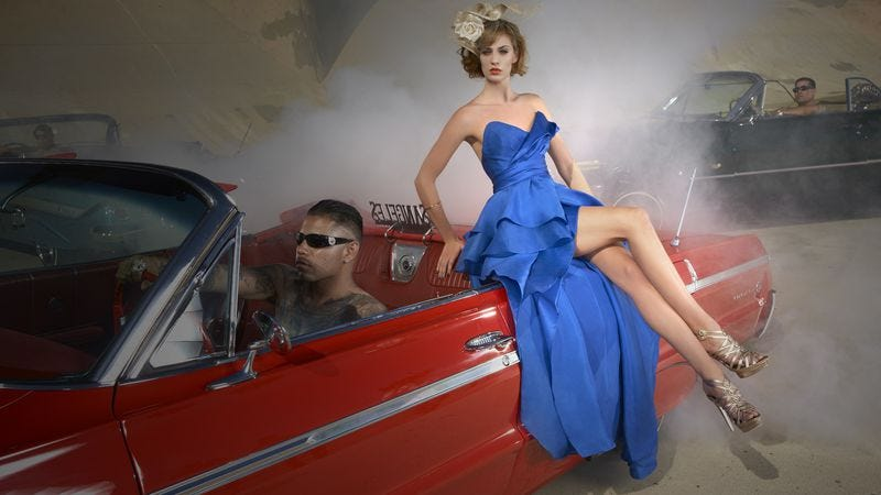 "Illustration for article titled America's Next Top Model: ""J. Alexander"""