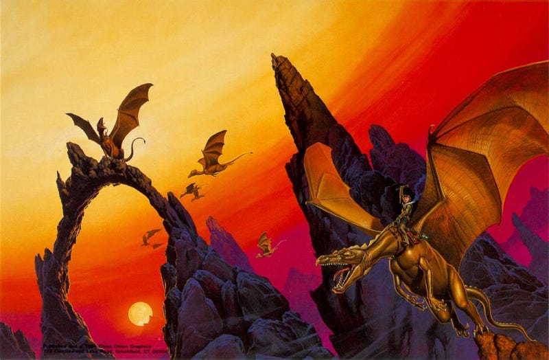 R I P  Anne McCaffrey, Creator of Pern and The Ship Who Sang