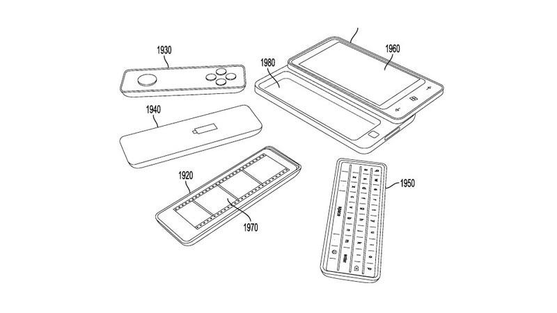 Illustration for article titled Microsoft's Latest Patents Show a Smartphone Future That's Modular