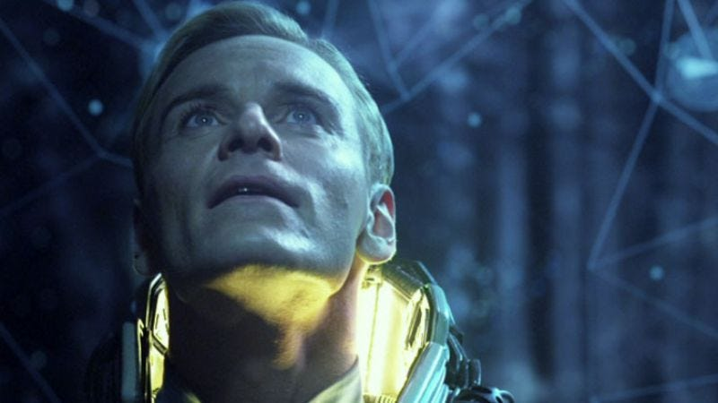 Illustration for article titled Prometheus 2 will have Michael Fassbender and lots of questions