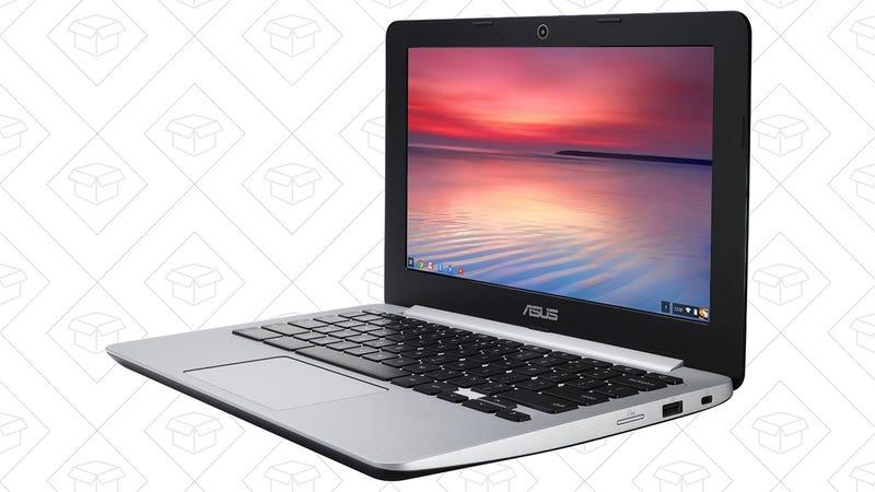 ASUS Chromebook, $140 at checkout