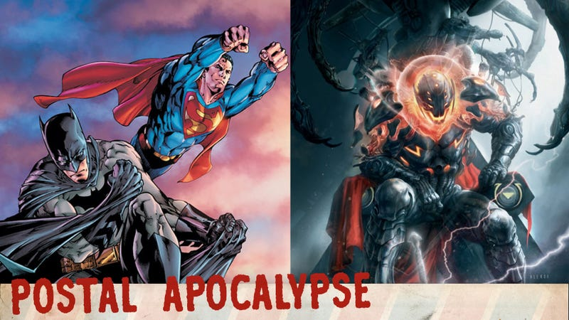 Illustration for article titled Who won Comic-Con, Superman/Batman or Avengers 2: Age of Ultron?